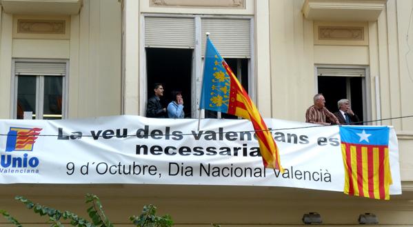 COALICIÓ I UNIÓ VALENCIANA JUNTS EN BURRIANA